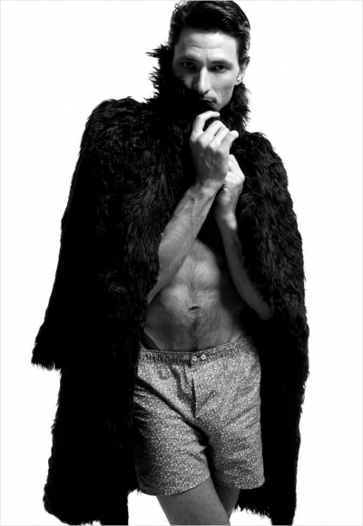 Picture About Male Model Andres Velencoso Segura Shot by  Xevi Muntane