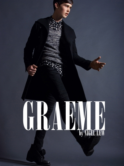 Graeme M
