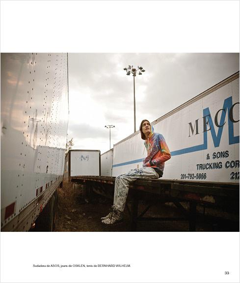 Marcel Castenmiller for Nylon Guys Mexico