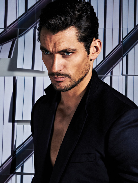 david gandy official