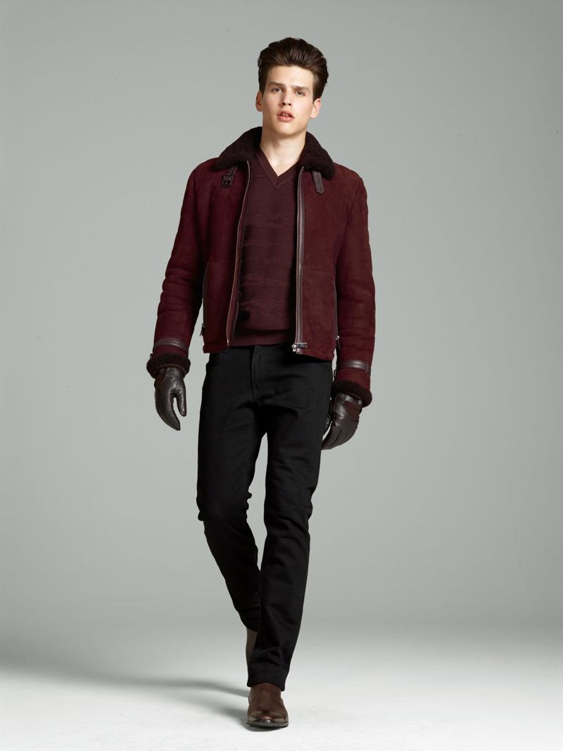 Мужская Одежда Зима Осень