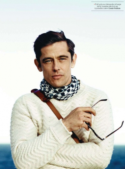 Werner Schreyer for GQ France
