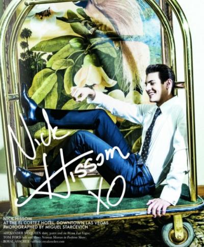 Nick Hissom