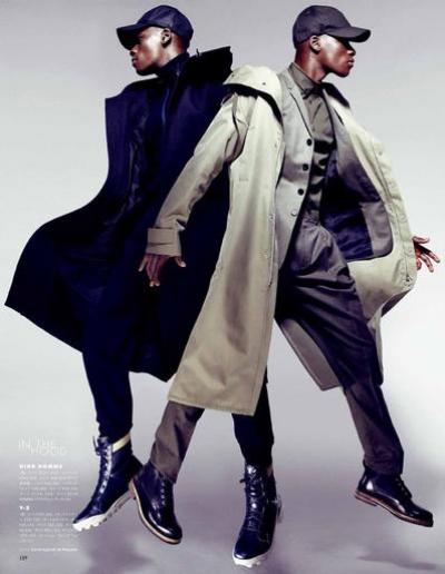 Vogue Hommes Japan