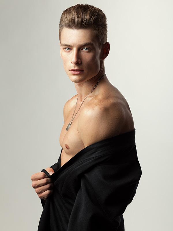 Blake Kneisley by Richard Pier Petit