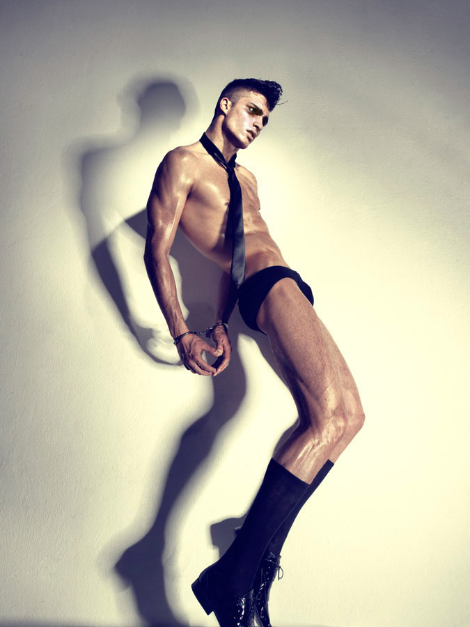 Mario Loncarski for Gamos Magazine