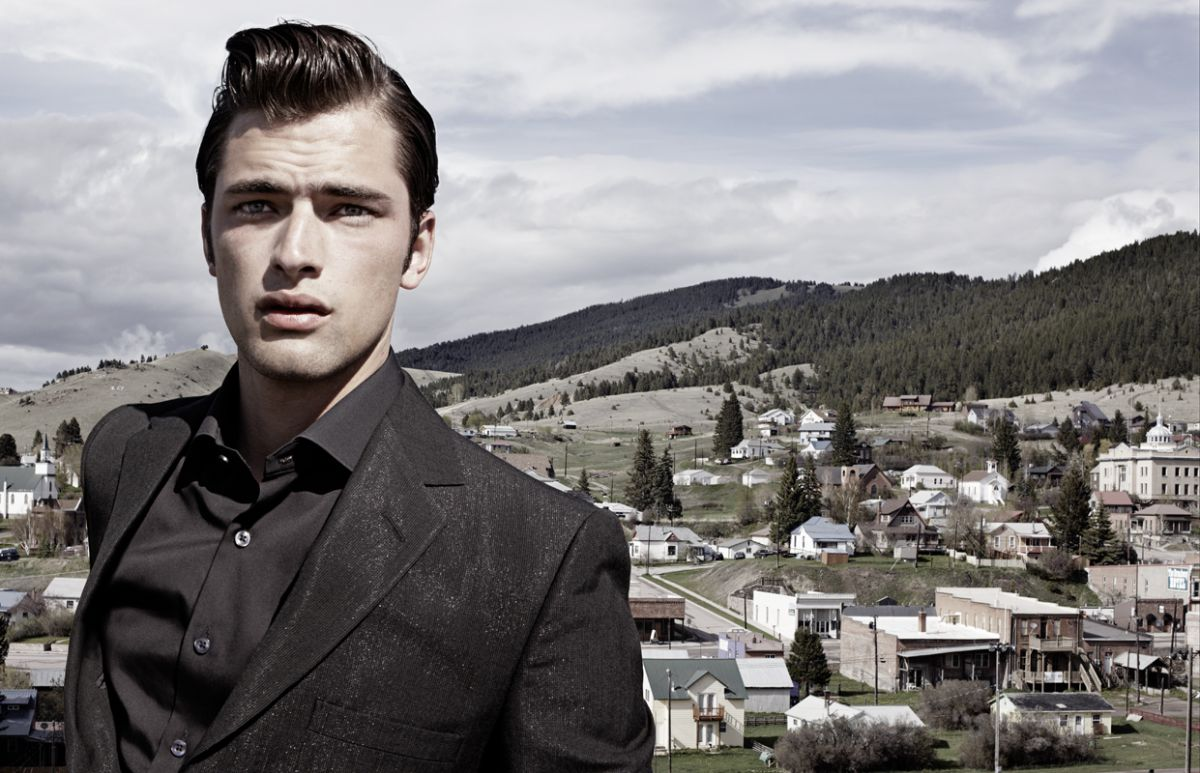 Sean O'Pry for GQ Magazine
