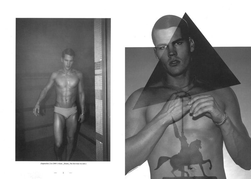 Travis Hanson CRUSH Fanzine