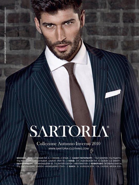 Alexis Papas for Sartoria