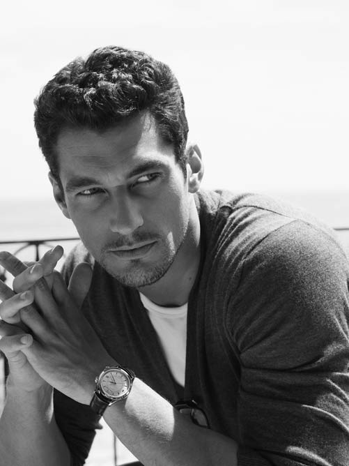 David Gandy by Hamish Brown