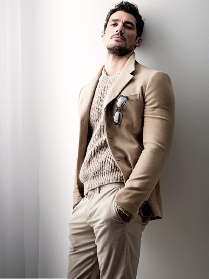 David Gandy by Kate Macleod