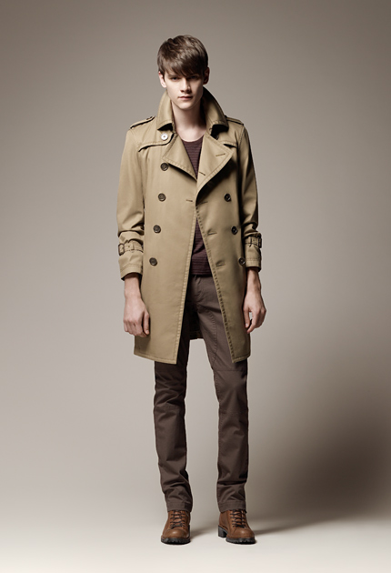 Douglas Neitzke for Burberry Blue Label