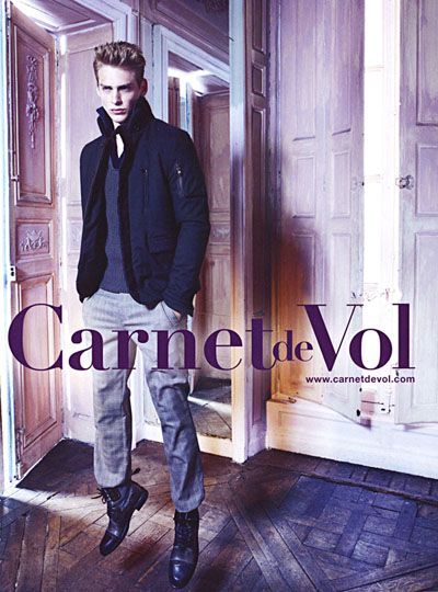 Jeremy Dufour for Carnet de Vol