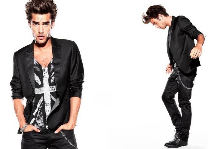 Jon Kortajarena for H&M Fall Winter 2010/11 Campaign