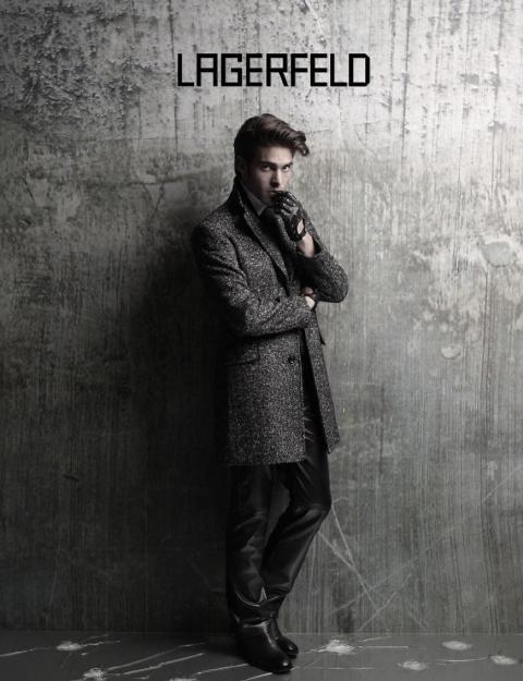 Jon Kortajarena Karl Lagerfeld