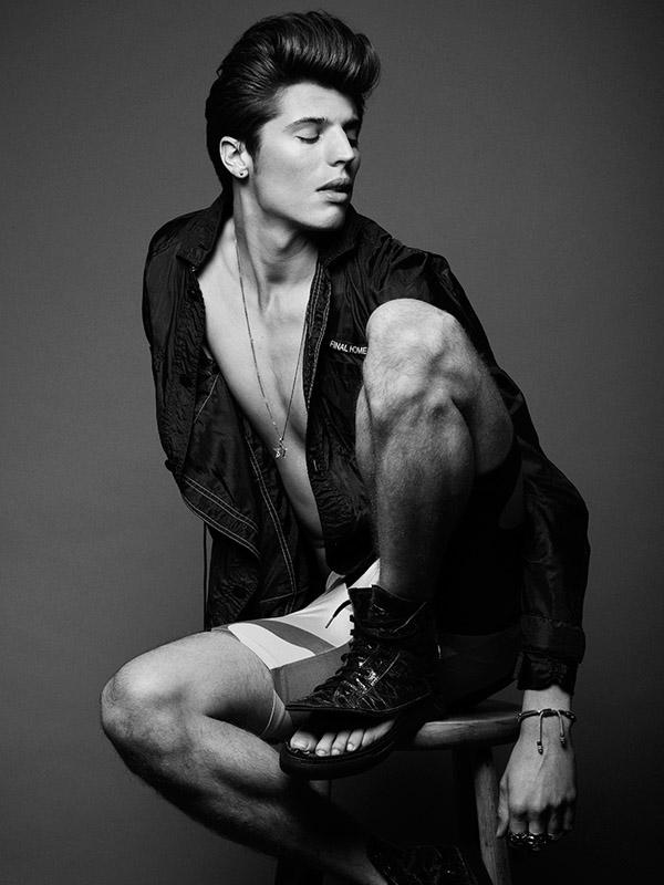 Josh Oliver by Richard Pier Petit