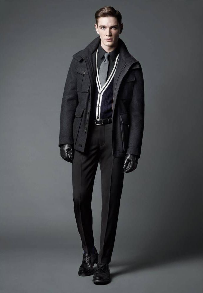 Julien Sabaud For Joop Autumn Winter 2010 Lookbook