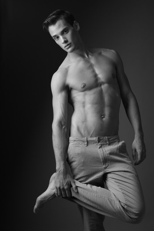 Spencer Squire by Michael Dar