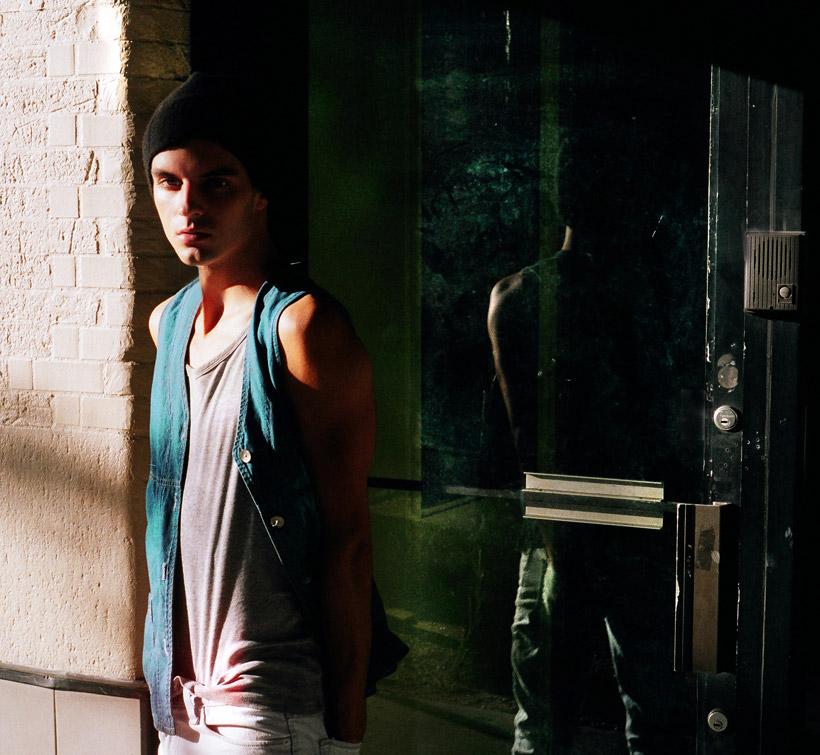 Tyler Wiegele by Joseph Bleu