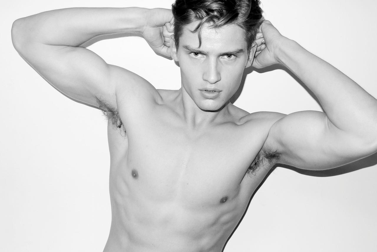Vladimir Ivanov by Terry Richardson