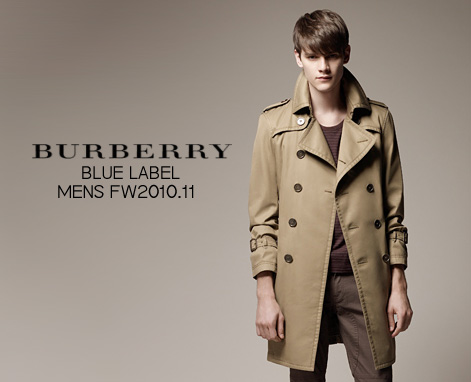 BURBERRY BLUE LABEL