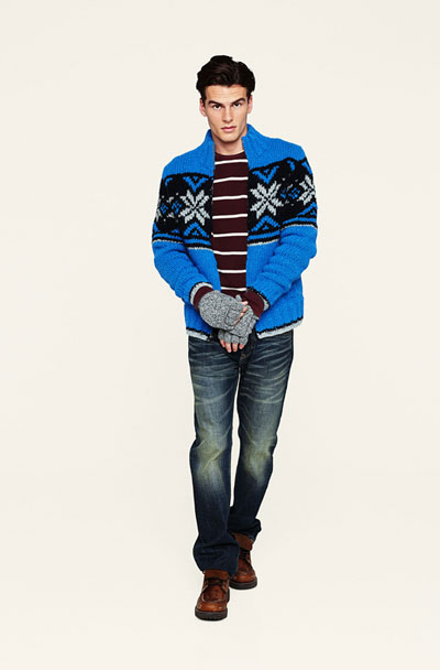 Brendan Ruck for American Eagle