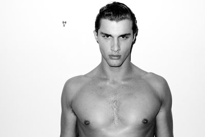 Leandro Maeder by Terry Richardson