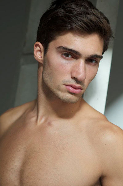 Mario Loncarski by Steward Shinning