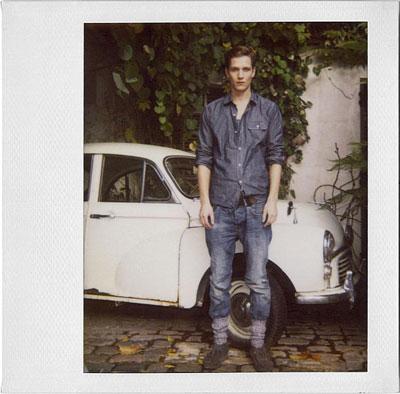 Peter Bruder Polaroids