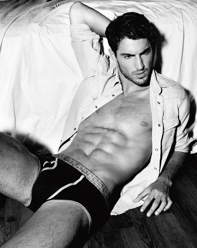 Antonio Navas for Guess Underwear