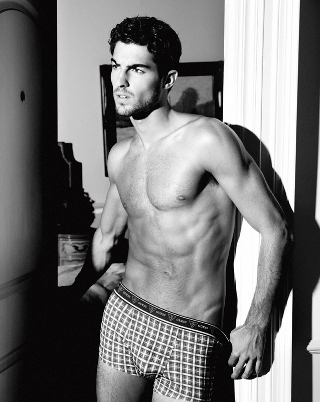 Antonio Navas For Guess Underwear