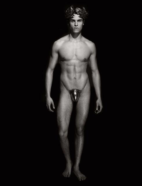 голые парни модели фото