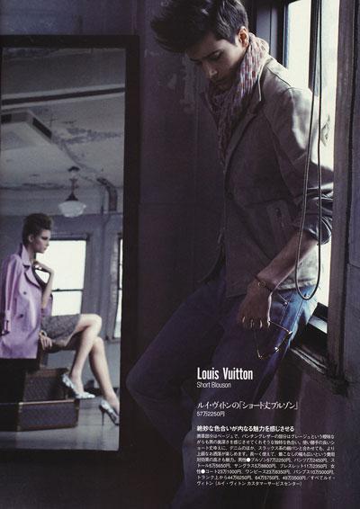 Julien Chanca by Takao Oshima
