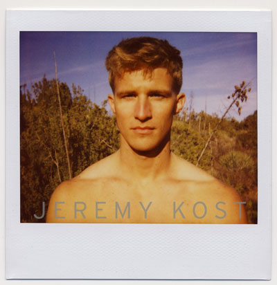 Anthony Baldwin by Jeremy Kost
