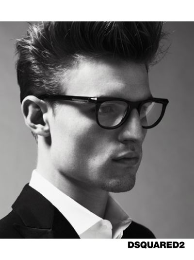 Dsquared2 Eyewear Spring Summer 2011 by Mert & Marcus