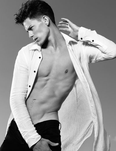 Jeremy Young by Dimitris Theocharis