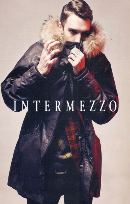 Josh Beech for Intermezzo