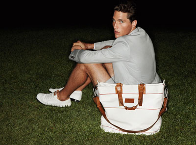Ollie Edwards for Bally