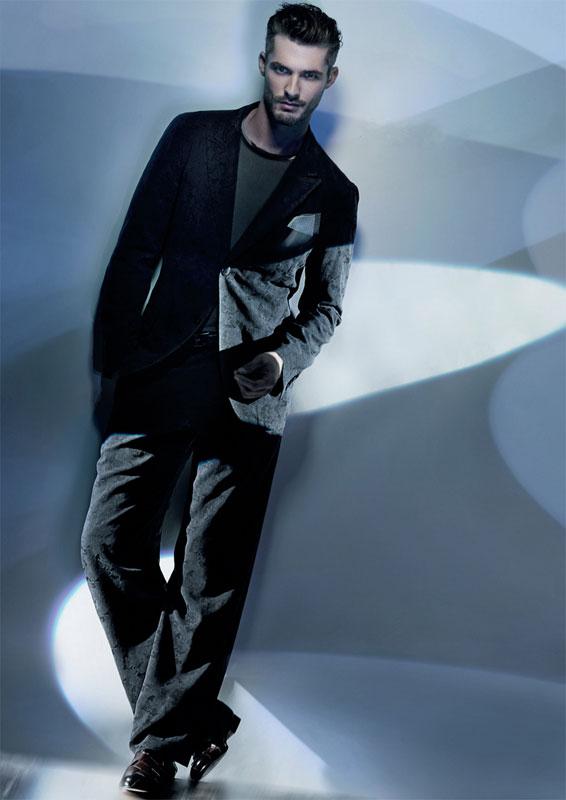 giorgio armani models - photo #17