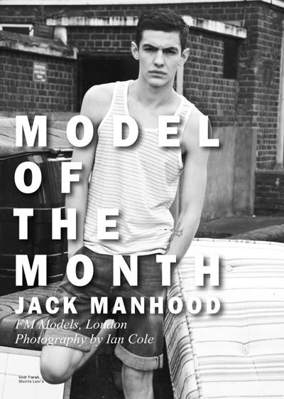 Jack Manhood Ian Cole