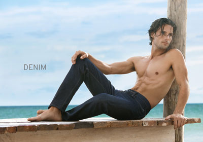 Tommy Dunn for Perry Ellis Spring Summer 2011