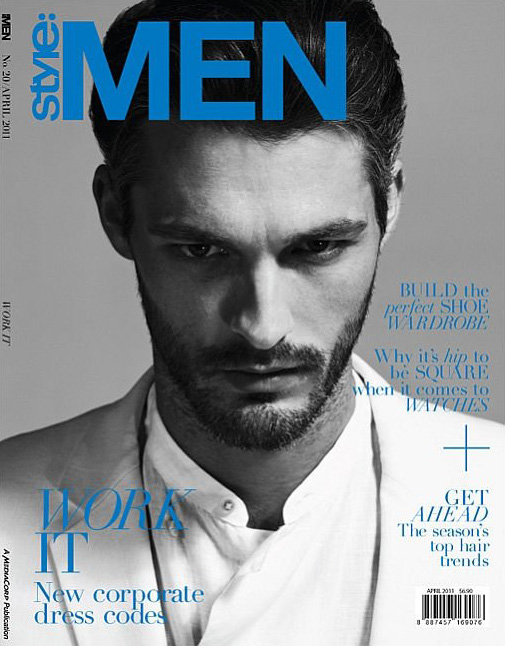 Men Magazine Models