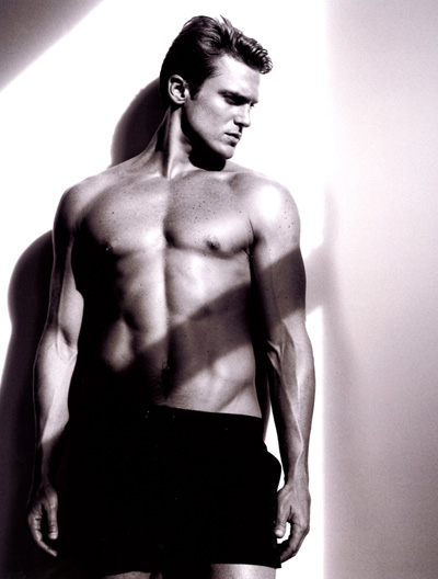 Jason Morgan Gregory Vaughan Male Models Picture