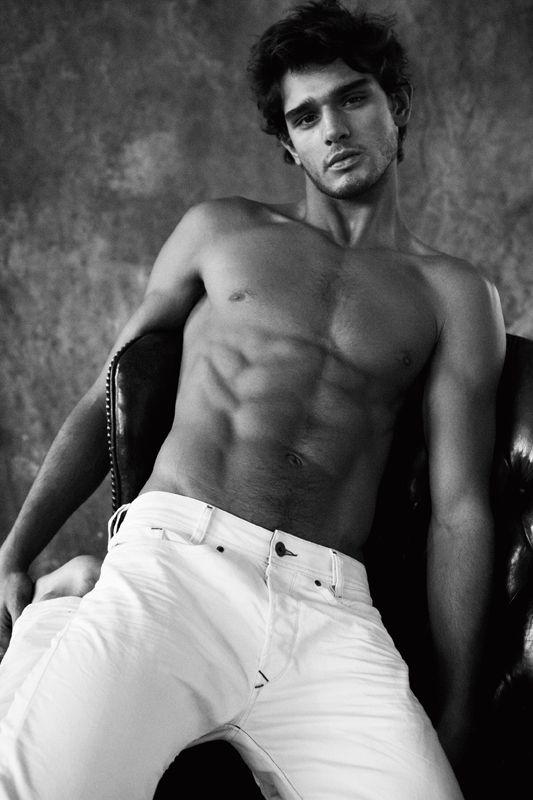 Italian Boy Name: Marlon Teixeira By Dusan Reljin For GQ Style China