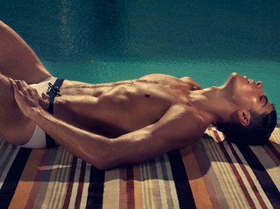 Picture About Male Model Scene Evandro Soldati Captured by San Sierra