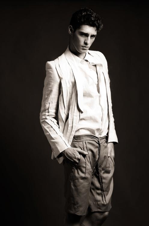 Male fashion show poses 90