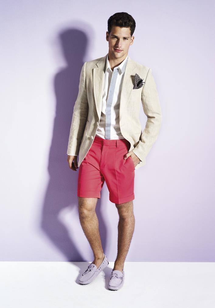 Summer Wedding Fashion  Male
