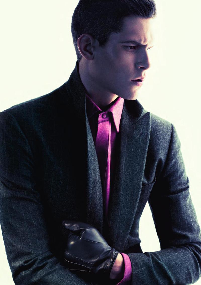 giorgio armani models - photo #23