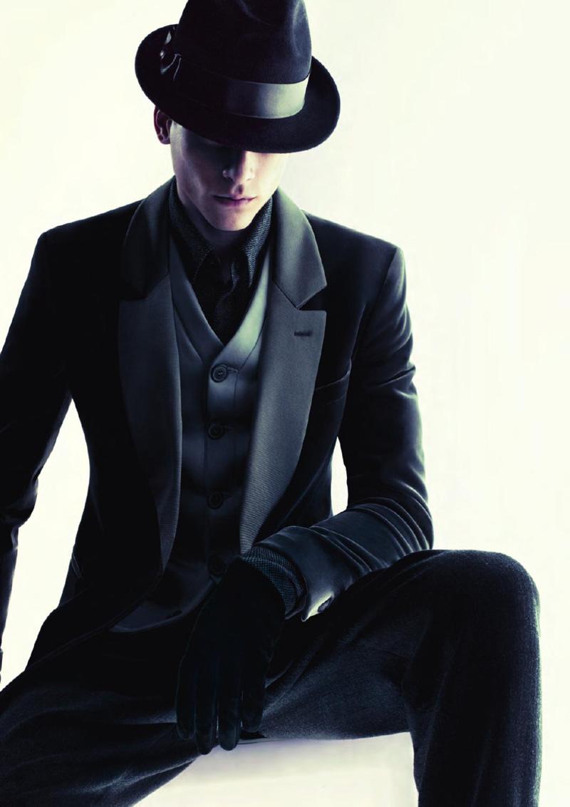 giorgio armani models - photo #15