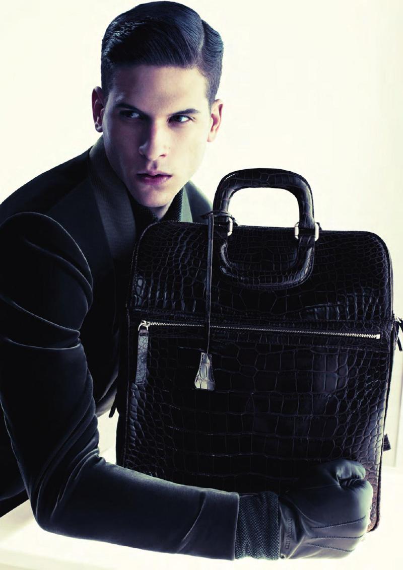 giorgio armani models - photo #2
